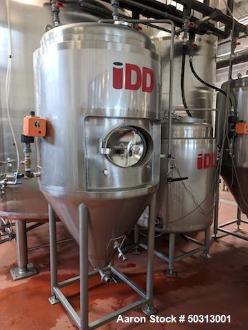 Unused- Nano/Pilot Brewery, 4.2 BBL