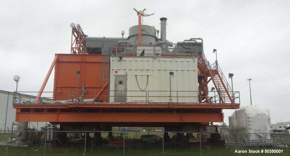 Used- Audubon Engineering Amine Treating Plant