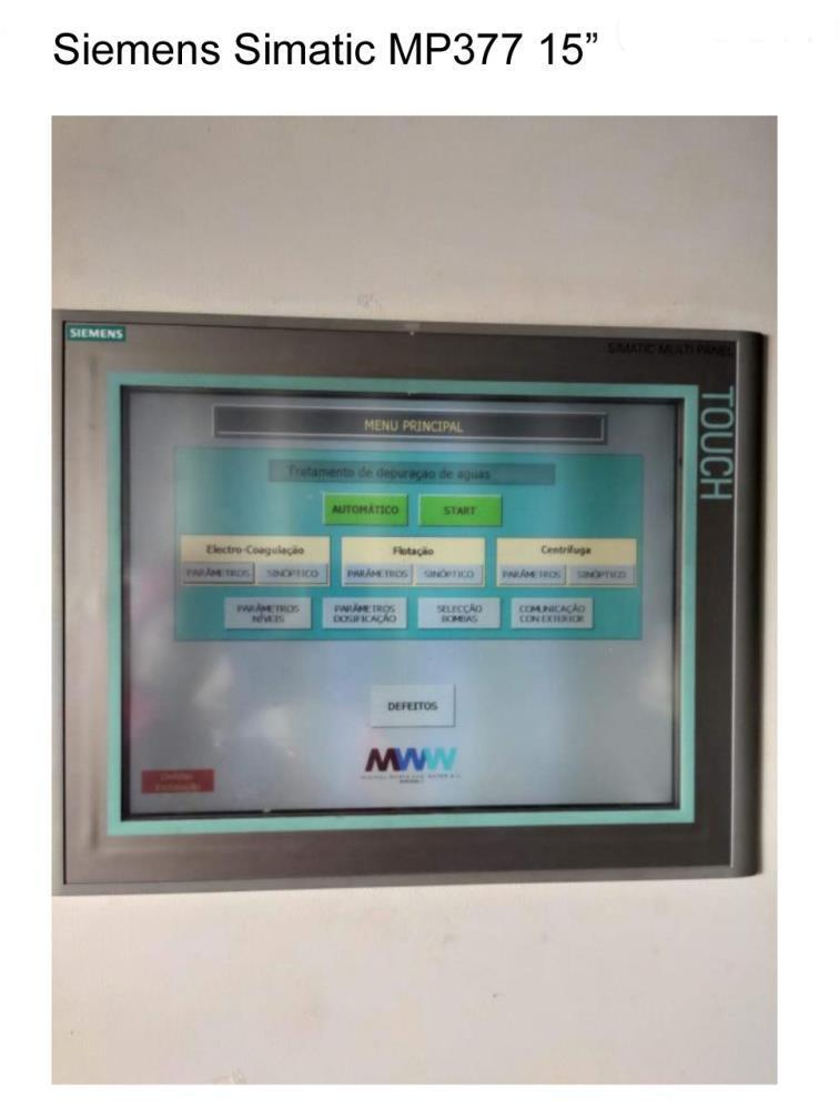 Used- MWW Minimal Waste and Water S.L. Industrial Waste Water Treatment Unit