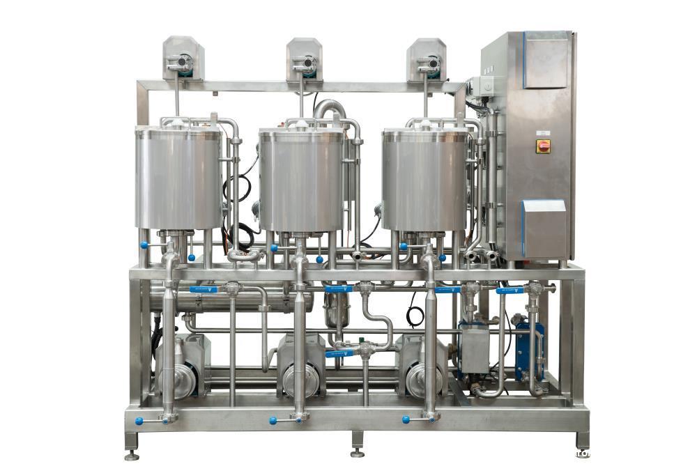 Used- Antibody Purification Plant