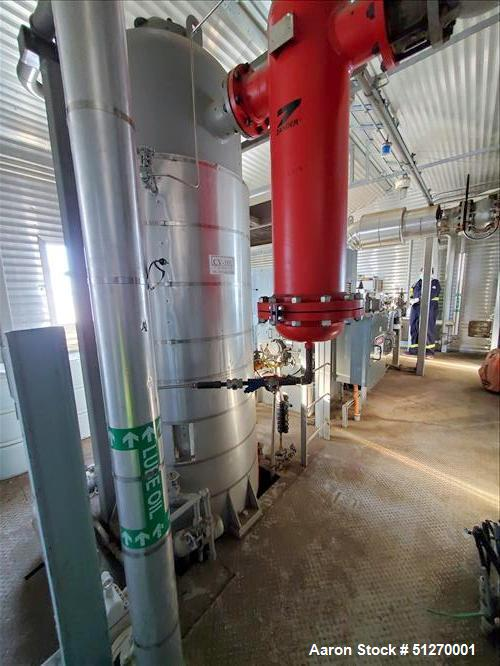 Used- Complete Toromont Process 165tpd CO2 plant