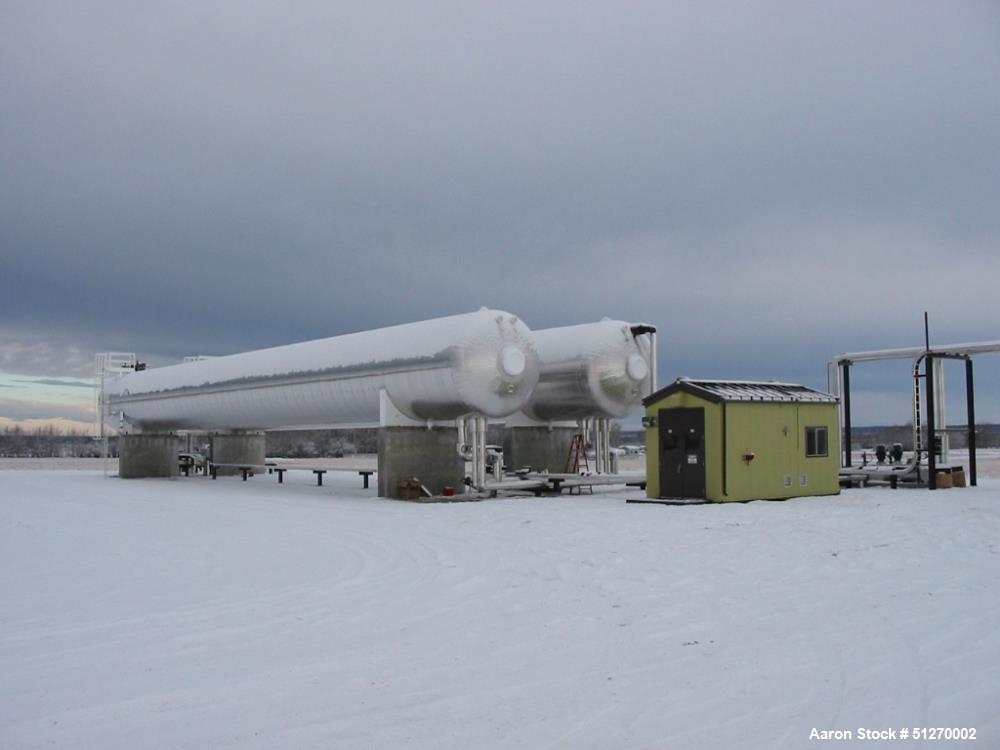 Used- Complete 320tpd CO2 plant.