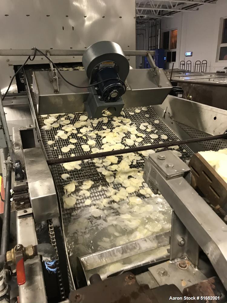 Used-Potato Chip Line