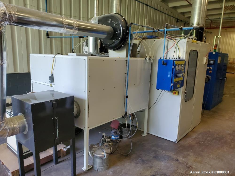 Used-Turbo Spray Duel Zone Robotic Liquid Application Cell