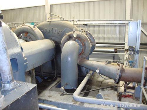 Used-BOC Linde Design 200 Ton per Day Liquid Oxygen Air Separation Plant
