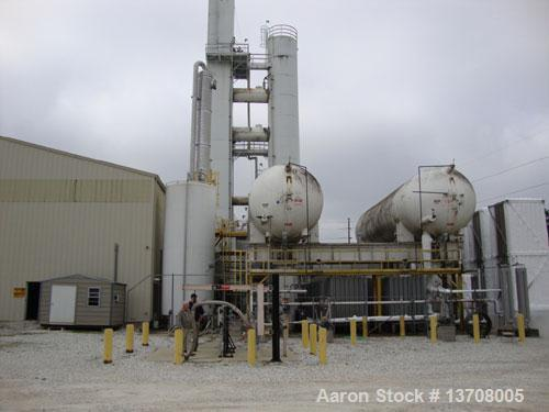 Used-BOC Linde Design 200 Ton per Day Liquid Oxygen Air Separation Plant