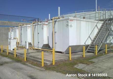 Used-Cat 3825 kW Power Plant
