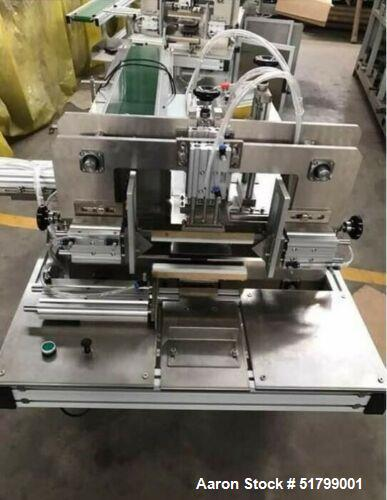 Used-Quanzhou Chuangda Machinery Complete Napkin Production Line