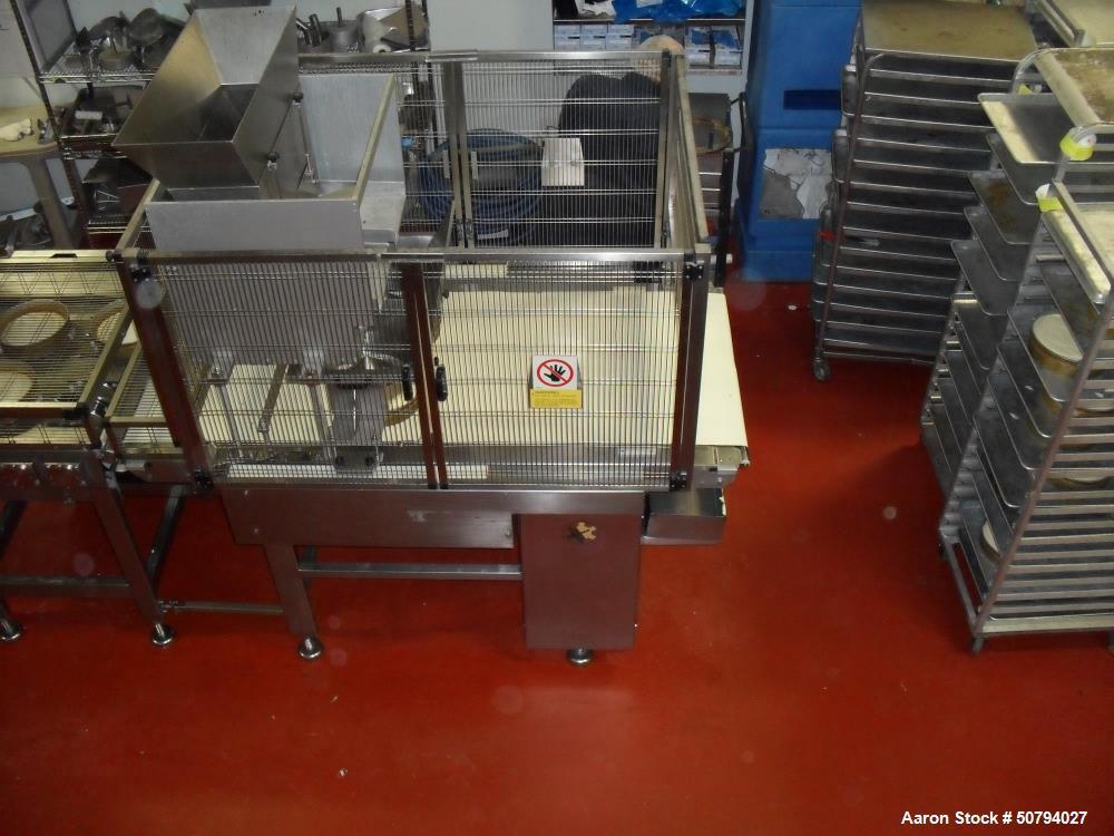 Used- Comas Dual-lane Cheese Cake Line