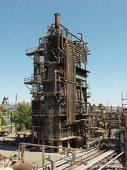 Used-Hydrogen Gas Generating Plant 18.5 MMSCFD. Designed by Fluor, built 1982, furnace designed by Foster Wheeler. The plant...