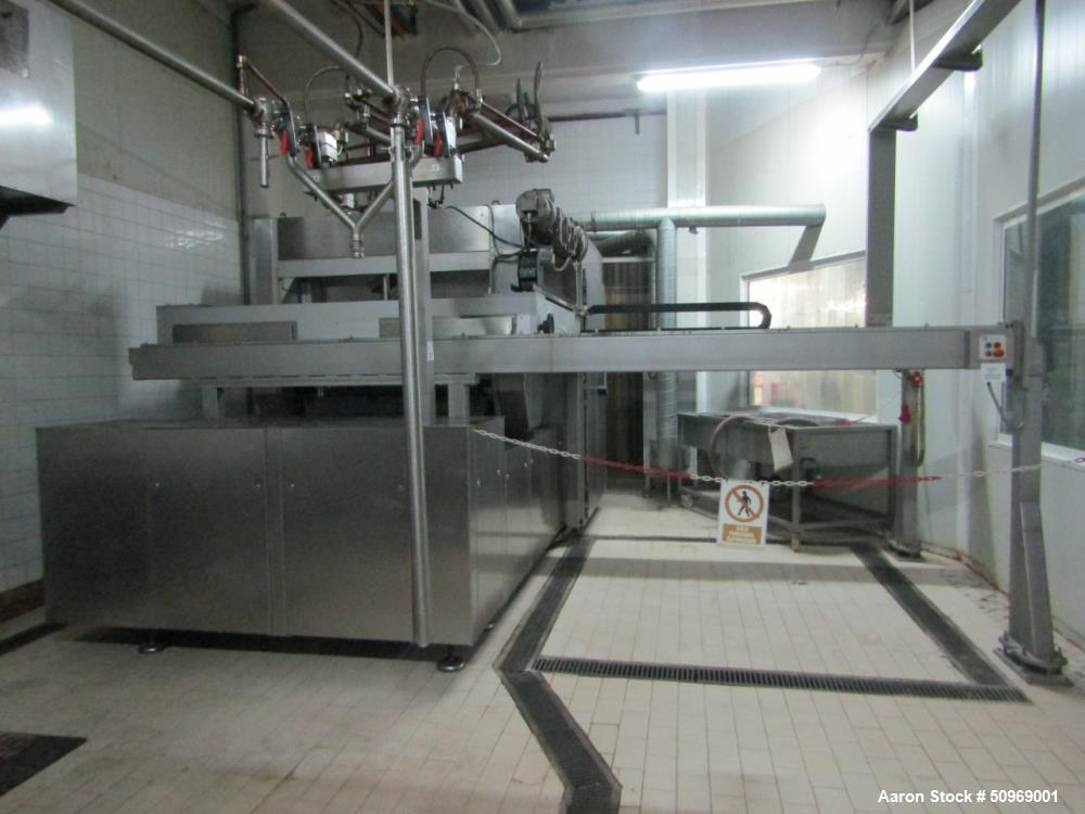 Used- Hosokawa Bepex Production Line