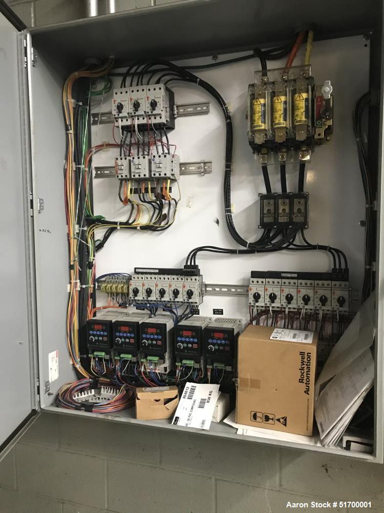 Used-KTRON Premier Pneumatics Air Conveying System