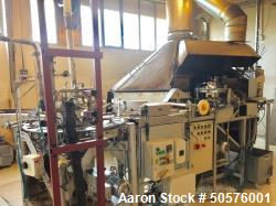 Used- Vanderpol Dutch Waffle (Stroopwafel) Production Line