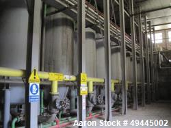 Used Buzzi-Italy edible/olive oil extraction plant