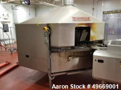 Used- Vanderpol StroopWaffle Waffle Systems MIDI Syrup Waffle Production Line.