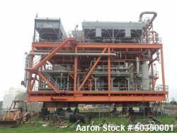Used Audubon Engineering Amine Treating Plant