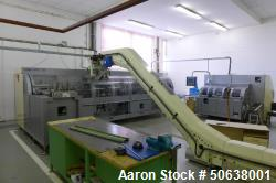Used- Emkom Tobacco Manufacturing Line/Plant