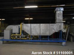Unused- Process Heat Inc. (PHI) Thermal Direct Fire Oxidizer