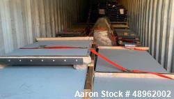 Unused- Redler/Schenck Process Bulk Transport Chain Conveying System/Line
