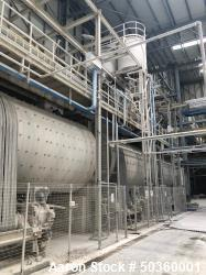Used- SACMI Ceramic Designed Wall and Floor Tile Plant