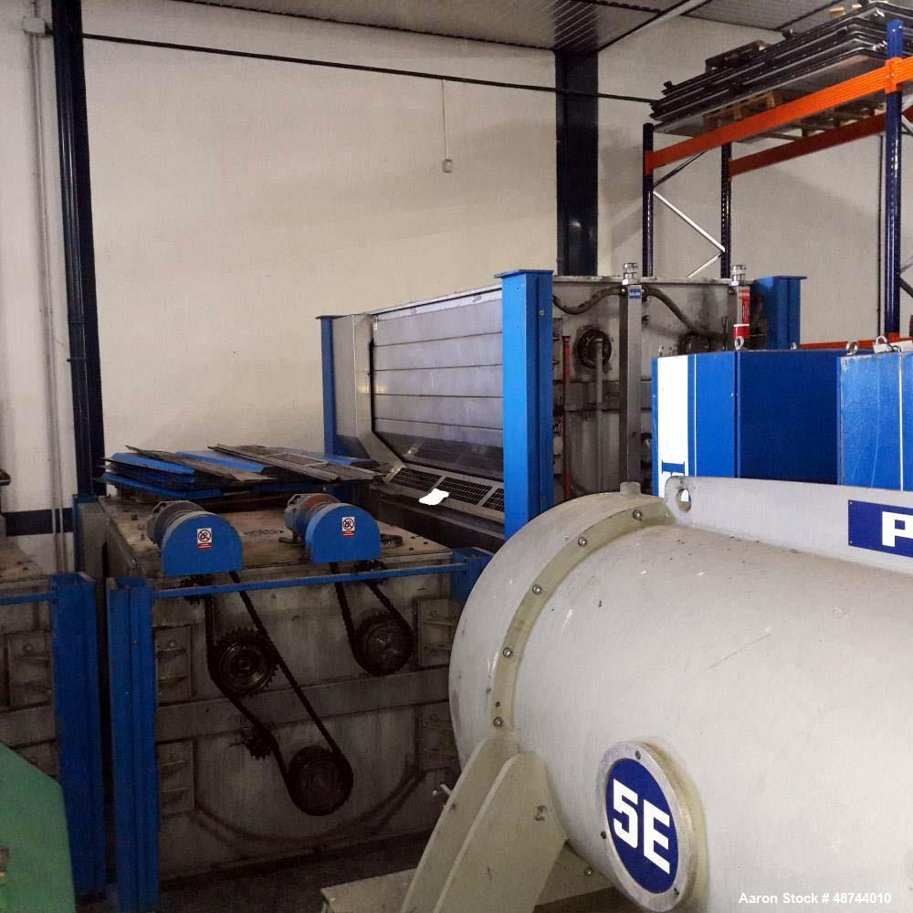 Used- Pieralisi Olive Oil Extraction Plant.