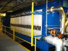 Used-Fractionation Plant engineered by DeSmet. Includes 18 vertical crystallizers and Industrieterren membrane filler (made ...