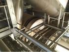 Used- Andritz Austria Continuous Sludge Drying Plant. Unit with a capacity of 2200-11000 lbs/h.r (1000-5000 kg/hr.) of indus...