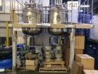 Used- Sky Softgel Co. LTD. Gelatin Melting Tank System