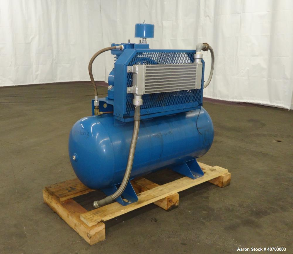 Used Jenny Air Compressor Model K1a 30 Approxi