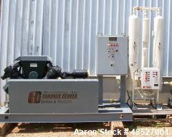 Used- Gardner Denver / Eagle Air Breathing Air Compressor System.