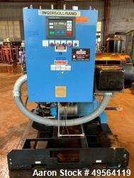 Used- Ingersoll Rand Air Compressor, Model OCV5M2