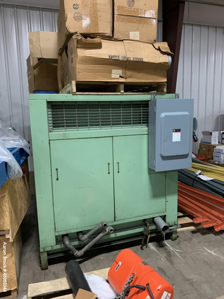 Used- Sullair Reciprocating Air Compressor