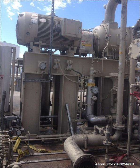 Used- Howden Gas Compressor