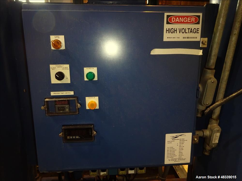 Used- Gardner Denver Electra-Saver II Air Cooled