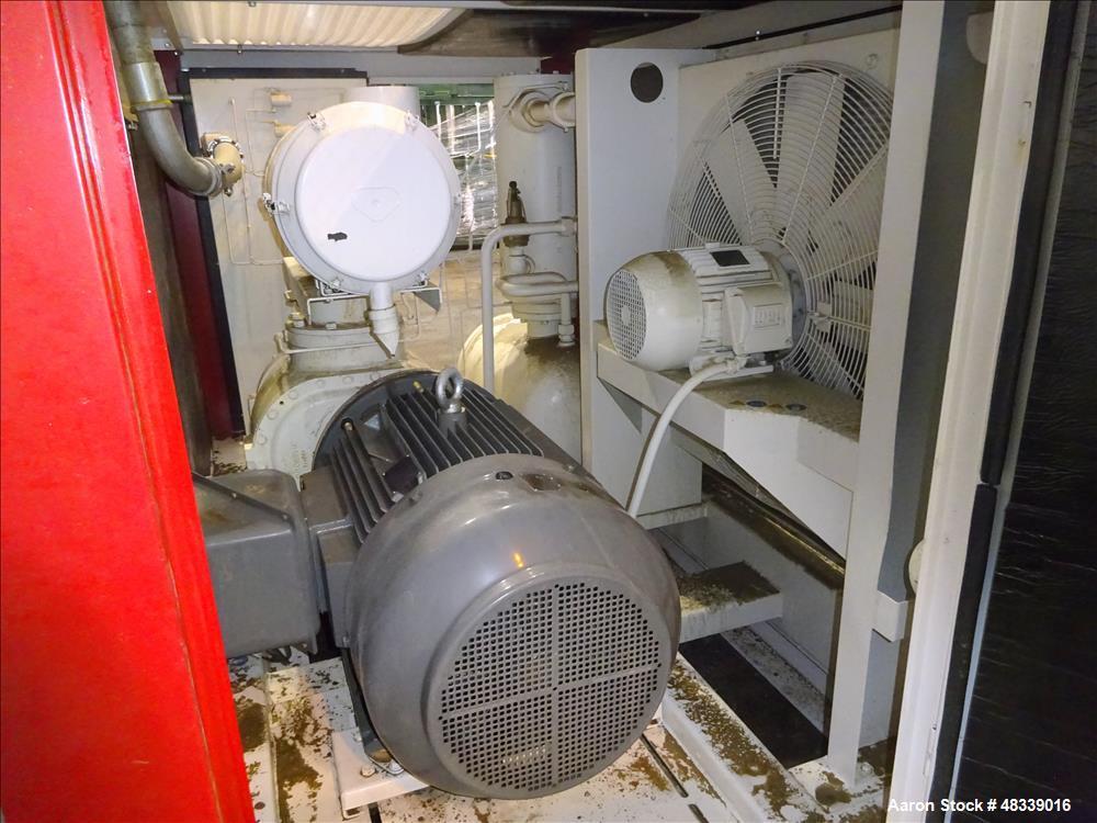 Used Gardner Denver Electra Saver Ii Air Cooled