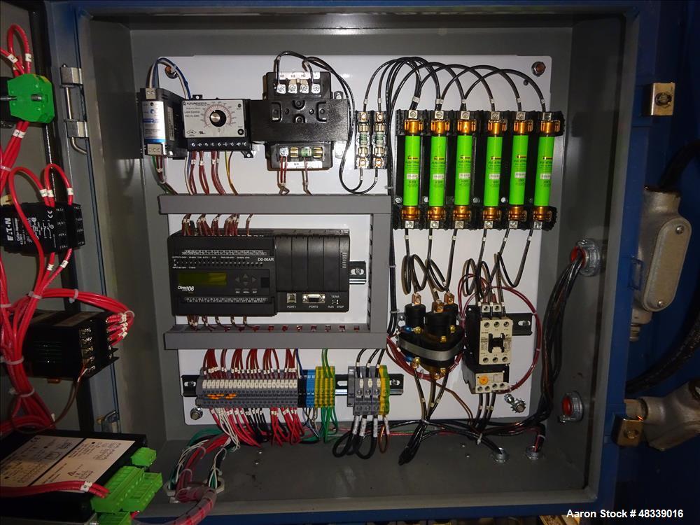 Used- Gardner Denver Electra-Saver II Air Cooled on