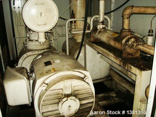 Used Gardner Denver 150 Hp Air Compressor Model