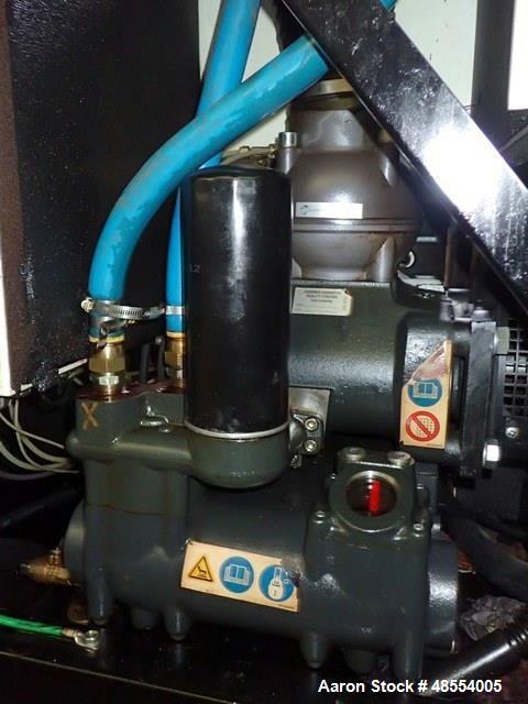 Used Gardner Denver Air Compressor Model Vs45 7