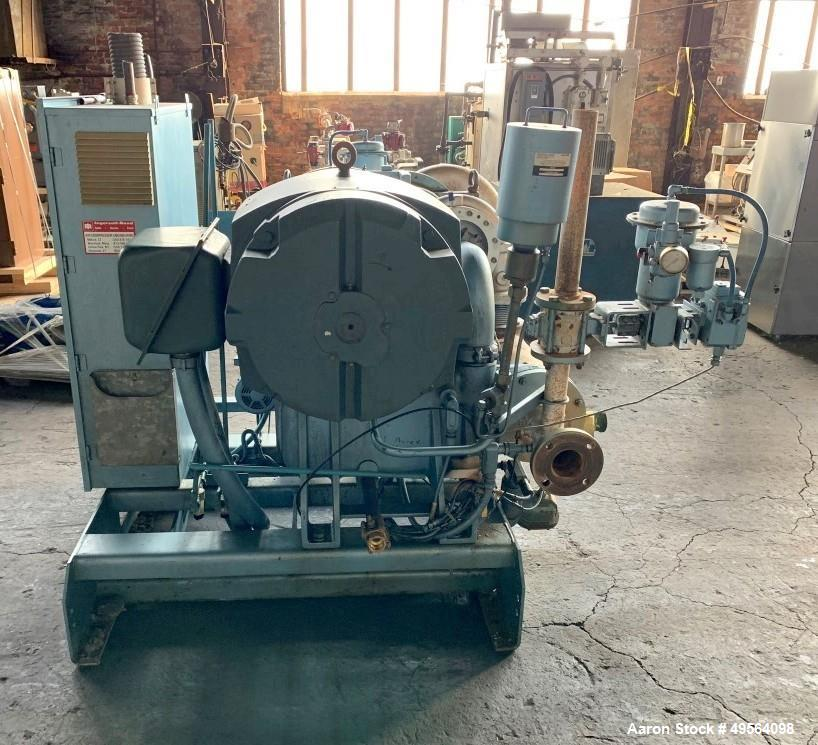 Used- Ingersoll Rand Centac Model C8M2 Air Compressor