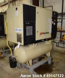 Used- Ingersoll-Rand Compressor, Model SSR UP6-25-125. Serial# PX6731U06093. Includes a built in air dryer.
