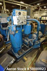 Used- Rodgers Machinery Quincy Northwest Rotary Screw Compressor