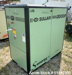 Sullair 3000P Series Rotary Screw Compressor
