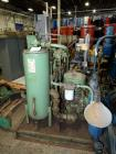 Used- Sullair Single Stage Rotary Screw Compressor, Model 12BS-50L WCAC