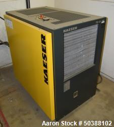 Kaeser Air Dryer, Model TD 61, 247 CFM. Serial# 1770, built 2011.