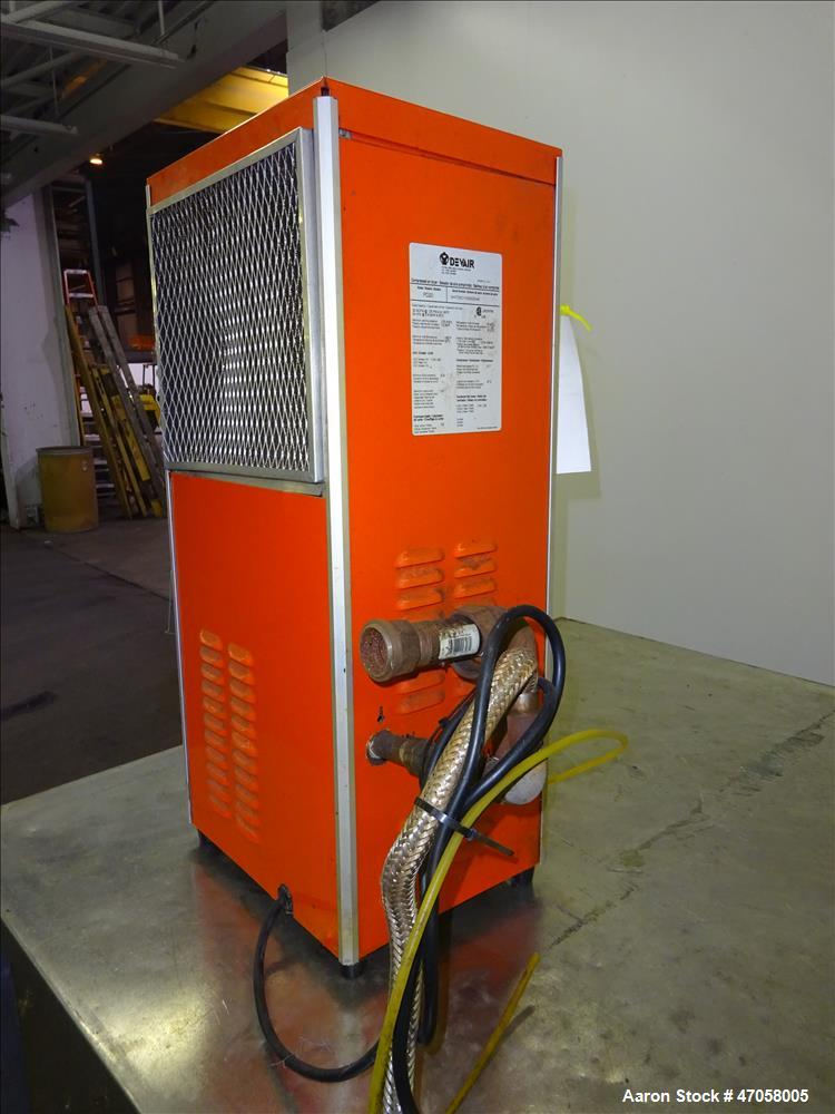 Used Air Dryer Mft Devair Model Pd20 Serial