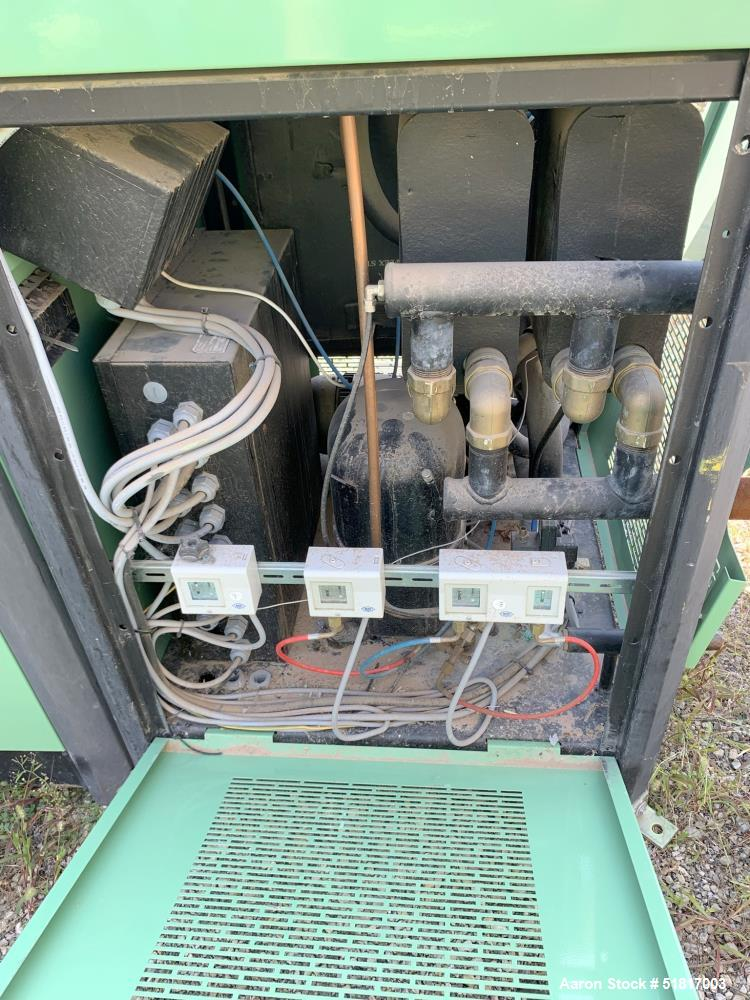 Sullair Refrigerated Air Compressor Dryer, Model RC-250-460-3-60-A