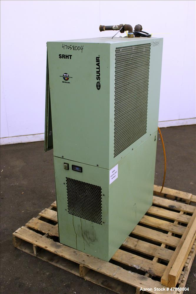 Used Sullair Refrigerated Air Dryer Model Srht