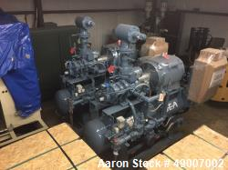 d: GEA Compressor Model 110GM, utilizing R-507 refrigerant. 58.3 Ton capacity.