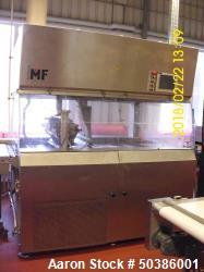 Used- MF-Hamburg GmbH Precision Enrobing Machine for Uniformed Coating