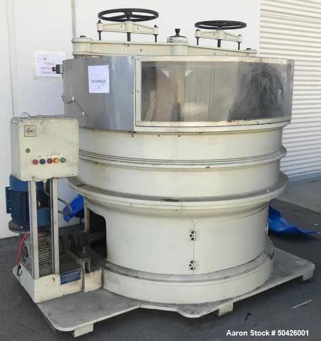Used- Formost Melanger Chocolate Mixer